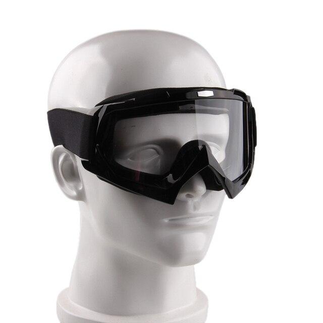 d688cf601f370 Ski Snowboard Skate Goggles Motocicleta Óculos Oculos Motocross Goggles  Cafe Racer Off Road Corrida Óculos À. Passe o mouse em cima para ...