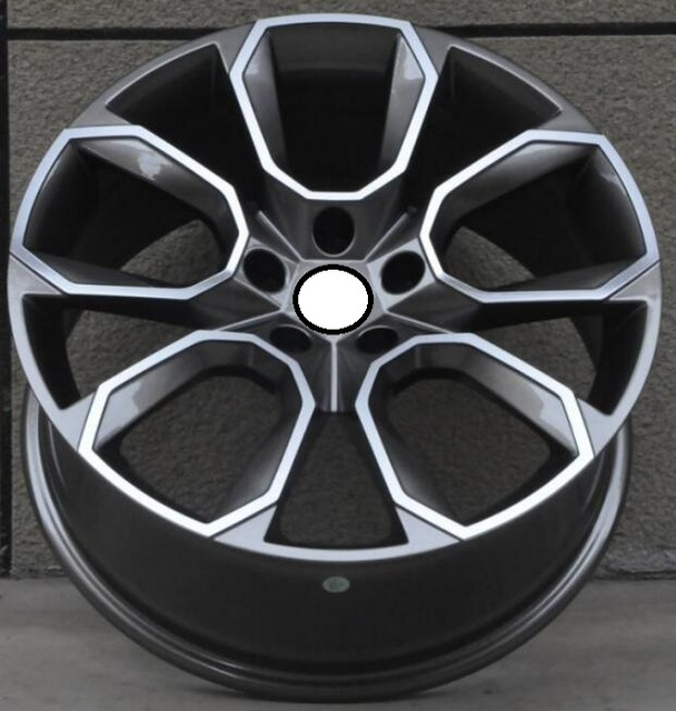 18 Inch 5x112 Car Aluminum Alloy Wheel Rims Fit For Audi