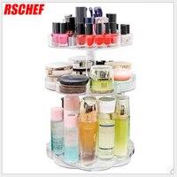Makeup Organizer Box Brush Holder Jewelry Organizer Case Jewelry Makeup Cosmetic Storage Box