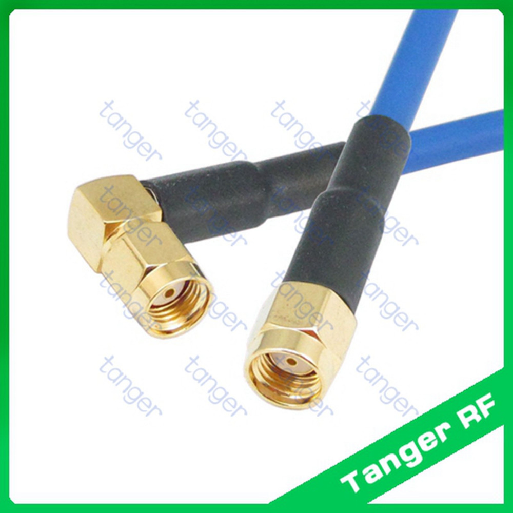 """USA FL RG58 UHF PL-259 MALE TO BNC MALE  8/"""" PIGTAIL JUMPER CABLE  PATCH CORD"""