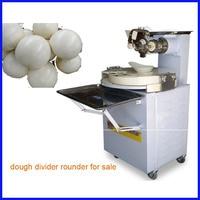 Commercial dough divider rounding machine Steam Bread Bun Making Forming Machine/bakery dough cutting machine