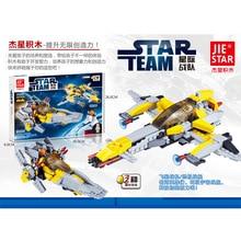 Star Space Team Fighter Poe's X-Wing Rebel Alliance Battle Pack War Minifigures Models Buliding Blocks