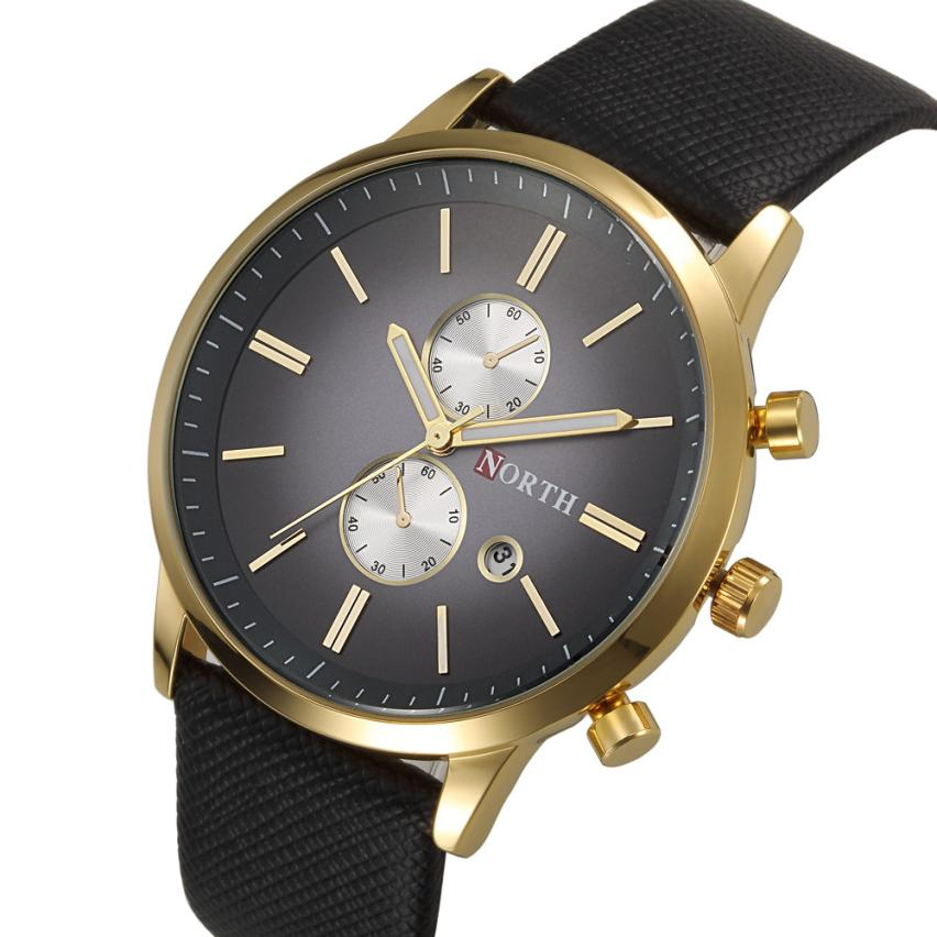 lucky brand mens watches promotion shop for promotional lucky fashion brand watches men men watch slim genuine leather band analog quartz watches wrist watch top brand luxury lucky