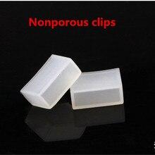 Wholesale 20-1000pcs Silicon clip,Nonporous…