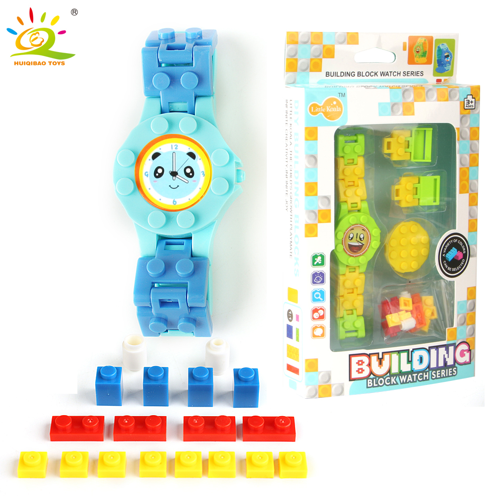 Watch Baseplate building Blocks Compatible with Legoed City technic DIY Educational Toys Watches Bricks Base Plate for children