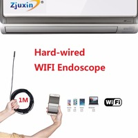 WIFI Endoscope New Camera 8mm HD Lens 1M USB Iphone Android Borescope IOS Tablet Wireless Borescope