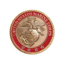Low price military souvenir challenge coin gift