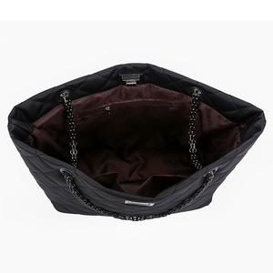 Image 5 - Luxury Brand Plaid Crossbody bags for women 2020 Large Female Handbags Designer Black Leather Messenger Tote Women shoulder bag