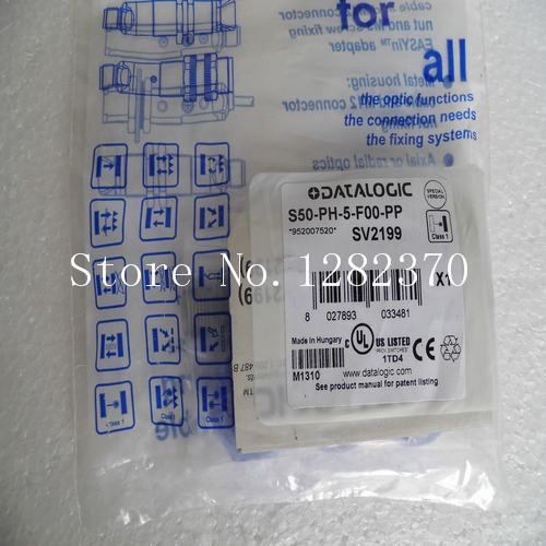 [SA] Nouveau original et authentique ventes spéciales DATALOGIC détecteur de lumière S50-PH-5-F00-PP Spot