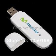 Original de huawei e1750 wcdma 3g usb modem tarjeta de red inalámbrica