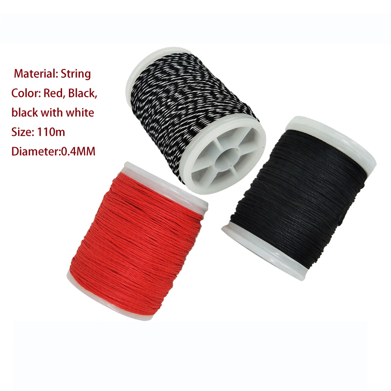 4Combinat-Archery-Bow-String-Material-Bowstrings-Serving-Tool-bow-strings-wax-Archery-Strings-Buckle-Clip-Nock-(2)