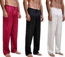 Свободное атлас шелковый салон ~ сна p & топы пижамы s