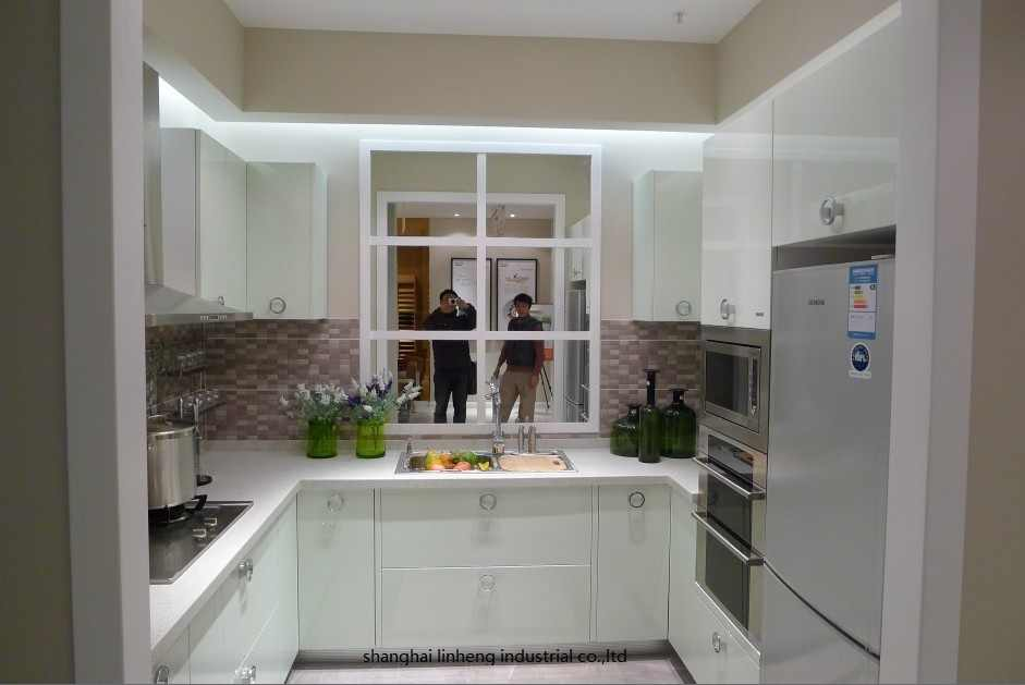 High Gloss Lacquer Kitchen Cabinet Mordern Lh La021 Lacquer Kitchen Cabinet Kitchen Cabinetlacquer Cabinet Aliexpress