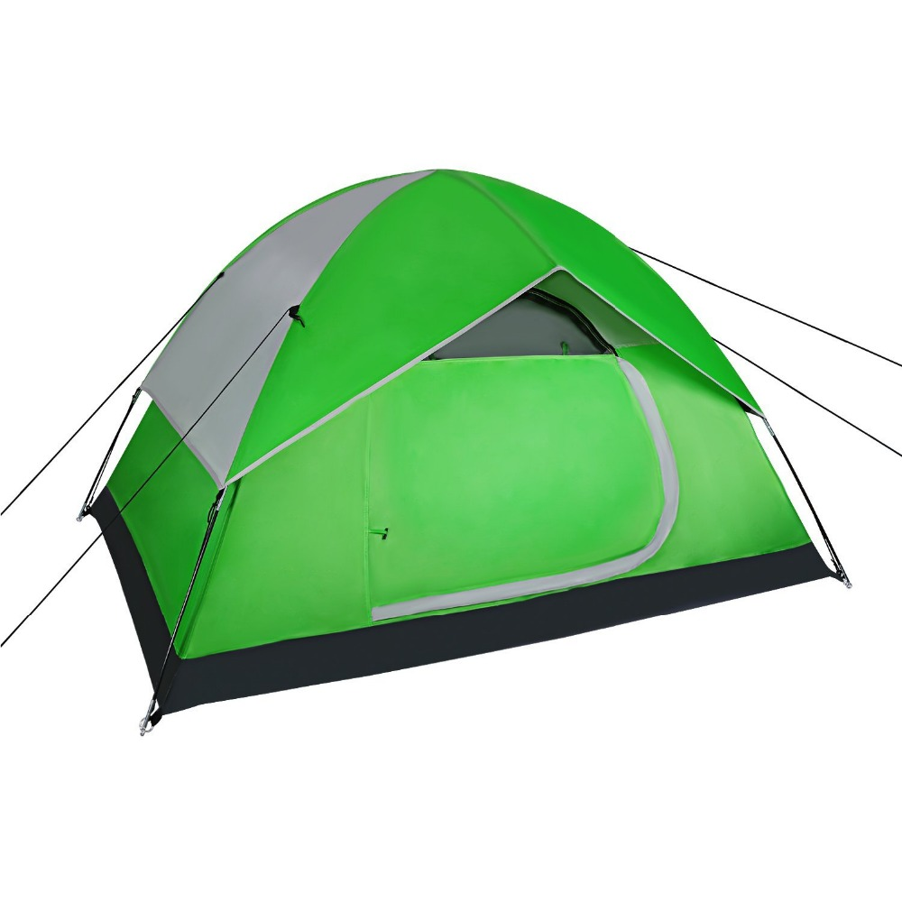 Neewer 82.7x59.1x47.2 inches Outdoor Sports Tent for 2 to 3 person for Camping Hiking Beach Park Mountain with Zippered Bag