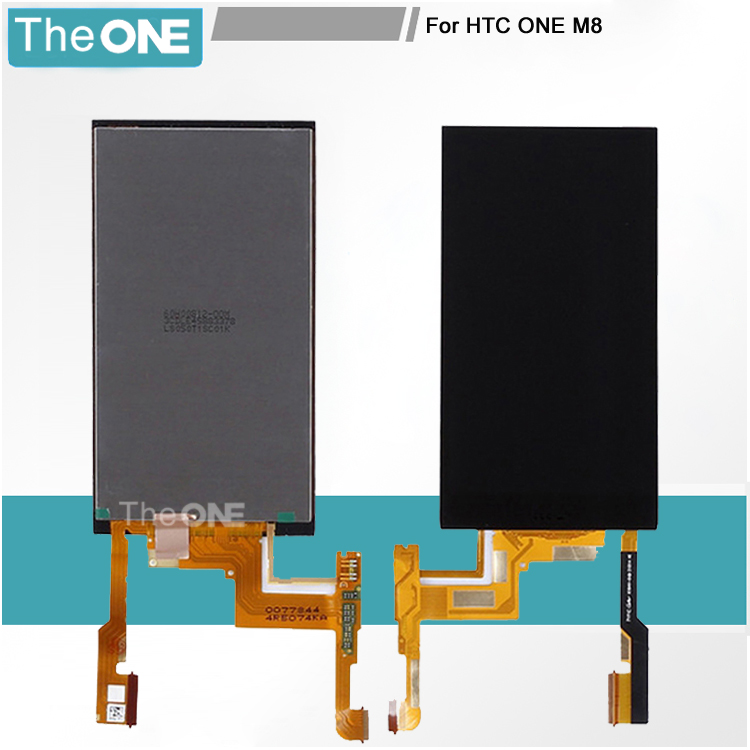 Brand new replacement for HTC one m8 LCD display screen with touch digitizer panel glass assembly black 5 pieces free shipping black gold white lcd screen display touch panel digitizer with frame for htc one e9s e9st e9sw td lte not for e9 free shipping