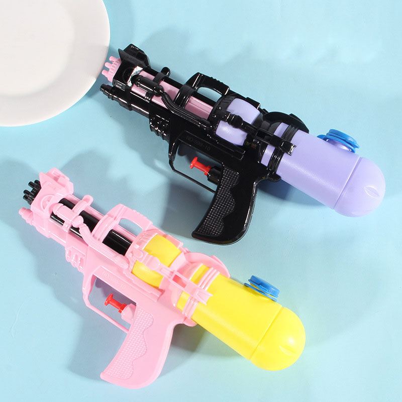 Candy Colors Child Water Gun Toys Kids Funny Outdoor Water Toys Summer Beach Water Gun For Children Holiday Beach Squirt Toys