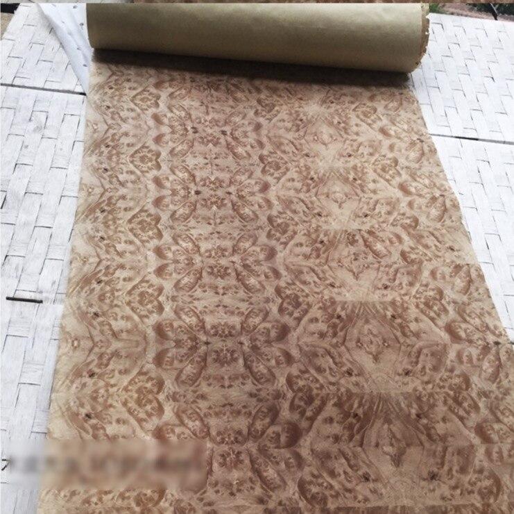 2.5Meter/pcs  Width:60cm  Thickness:0.3mm  Vintage Fragrant Tree Splicing Wood Veneer Decoration(back side kraft paper)2.5Meter/pcs  Width:60cm  Thickness:0.3mm  Vintage Fragrant Tree Splicing Wood Veneer Decoration(back side kraft paper)