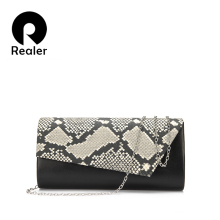 REALER women bag messenger bags Shoulder bag female handbags