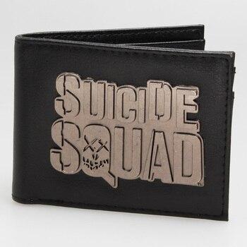 Бумажник Отряд Самоубийц эмблема модель №9 1