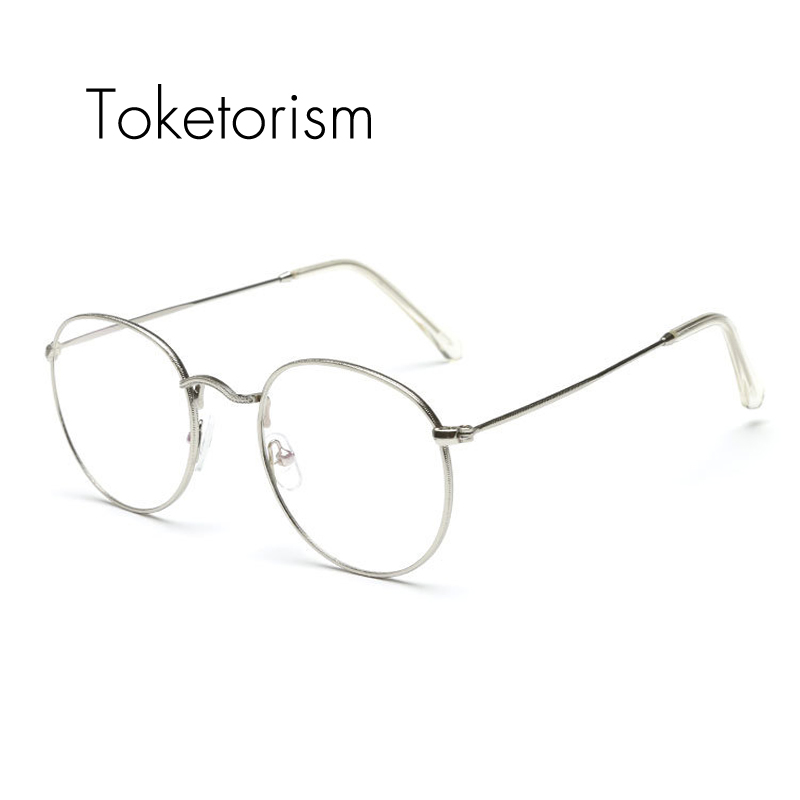 Toketorism vintage Delgado enmarcado gafas nerd ronda marcos ...