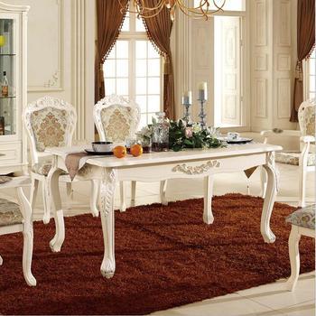 Antike Esstische   Moderne Stil Italienischen Esstisch, 100% Massivholz Italien Stil Luxus Esstisch Set Pfy10028