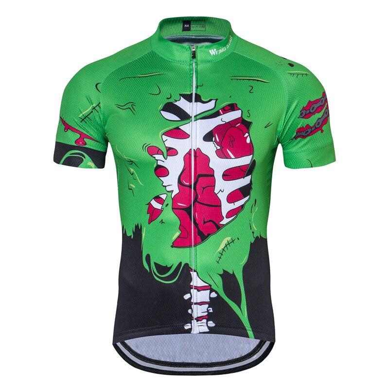 2018 Breathable Short Sleeve Summer Jersey Jumper Jersey Bike MTB Bike for Men