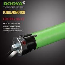 High Quality Original Dooya Tubular Motor 220V 50MHZ DM35S For Motorized Rolling Blinds