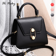 Luxury PU Leather Handbag Women Bags Fashion Small Shoulder Bag Black Flap Tote Ladies Messenger Bag Female Crossbody Bag Bolsas new arrival peach heart leather women handbag fashion scarves pu leather messenger bag crossbody bags for women ladies tote bag