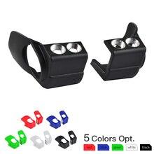 Paar Gabel Schuh Wache Schutz Für Honda CRF250R F450R CRF250X 450RX Kawasaki KX250F KX450F Yamaha YZ125 YZ250 YZ250F YZ450F