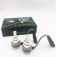 Super Bright C1 Del Dell HB3 9005 Universale Fit Automobile Faro 24V 6000K Car LED Luce
