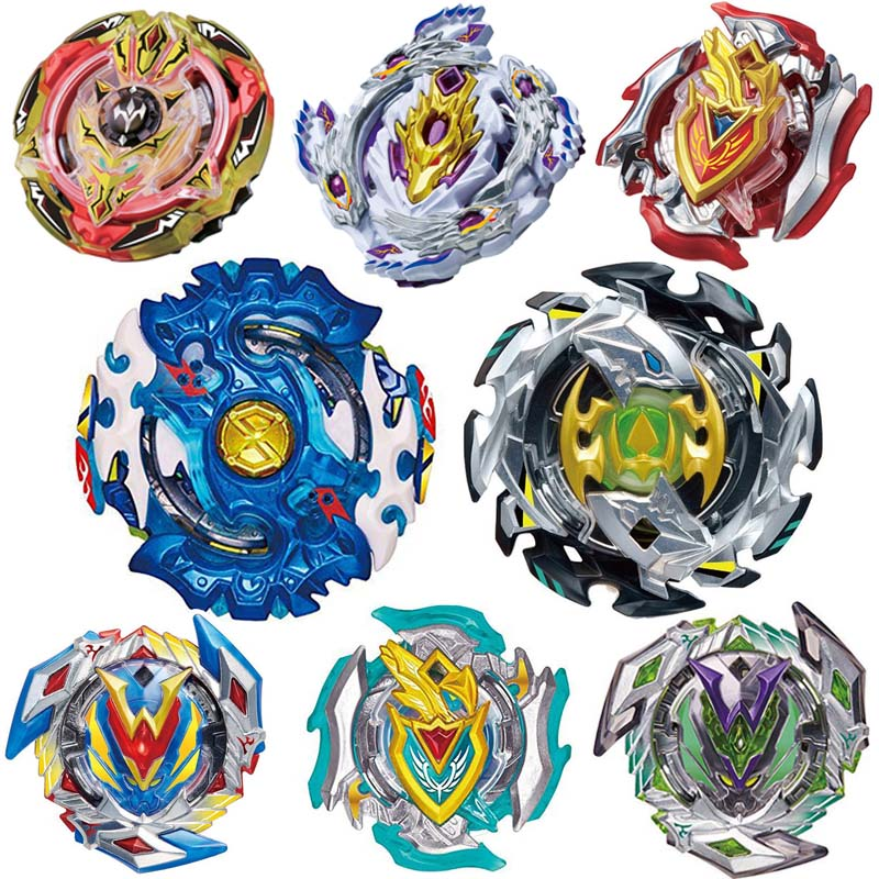23 Style Spin Tops Toys Arena Metal Funsion Spin Tops Without Launcher And Box Toys CF