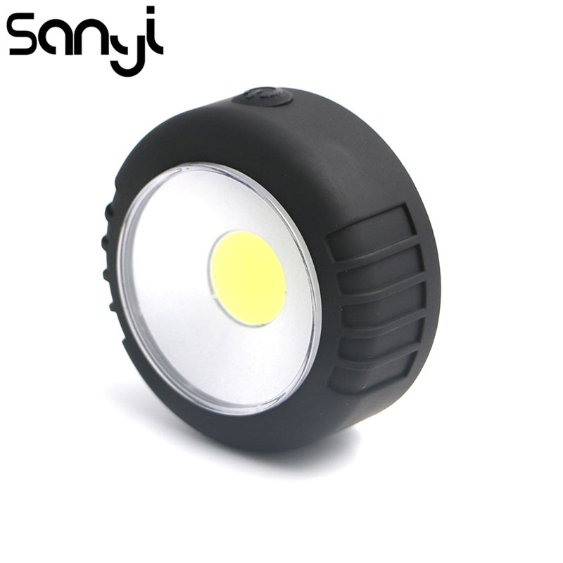 Hanging Hook Sale Overall Discount 50-70% Lights & Lighting Bright Portable Mini Work Light Multi Functional Flashlight Led Lamp Torch Outdoor Camping Light With Magnetic Base