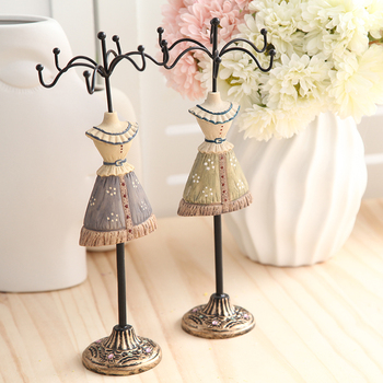 Small bedroom decoration hook retro TV cabinet furnishings Home Furnishing window clothing store furniture decoration