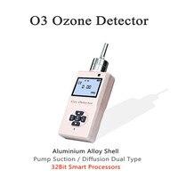 Цифровой O3 детектор индикатор озона 0.001ppm 0 1PPM озона детектор утечки газа анализатор качества воздуха профессиональный газ Сенсор