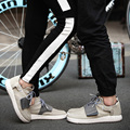 Kanye couple with money to help low flat casual shoes Korean version of spring and autumn new men and women shoes