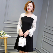 7f47c8ab2d3bf Buy lace white korean dress and get free shipping on AliExpress.com