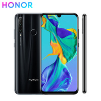 Original Honor 20i 4G LTE Mobile Phone 6.21 6GB RAM 64GB ROM Octa Core Kirin 710 Android 9.0 32.0MP Face ID Fingerprint Phone