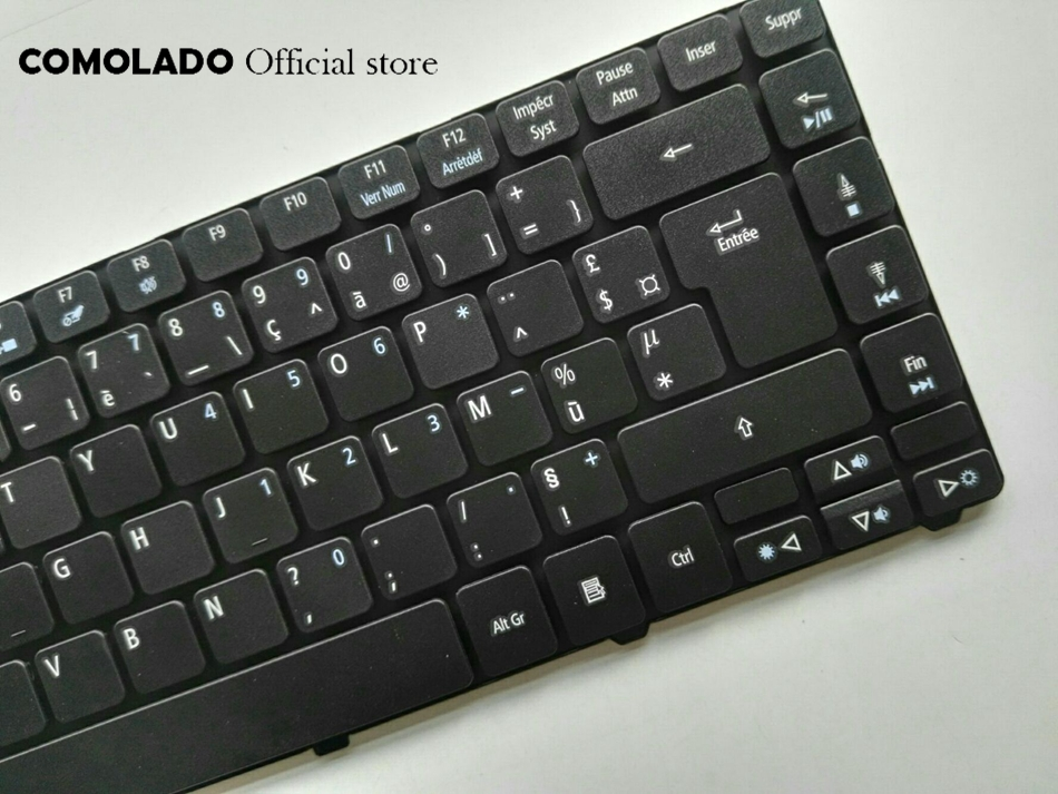 GAOCHENG Laptop Keyboard for ACER Aspire 3811TG 3811TZ 3811TZG 3410 3410G 3410T Spain SP