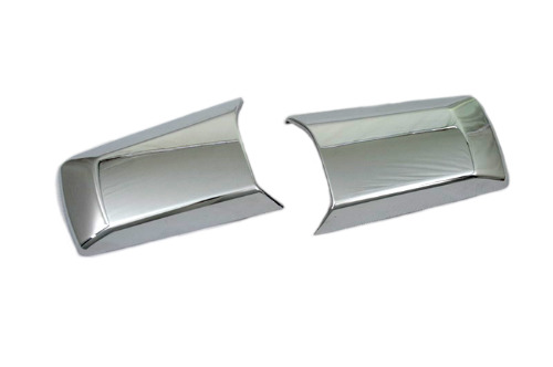 ФОТО High quality car-styling Chrome Side Mirror Cover for Mercedes Benz W126 S Class-Free Shipping