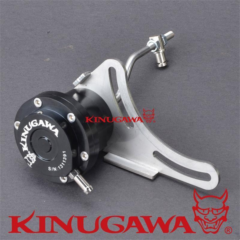 Kinugawa Adjustable Turbo Wastegate Actuator for SUBARU LEGACY GT 2010~ for IHI VF54 1.0 bar / 14.7 Psi