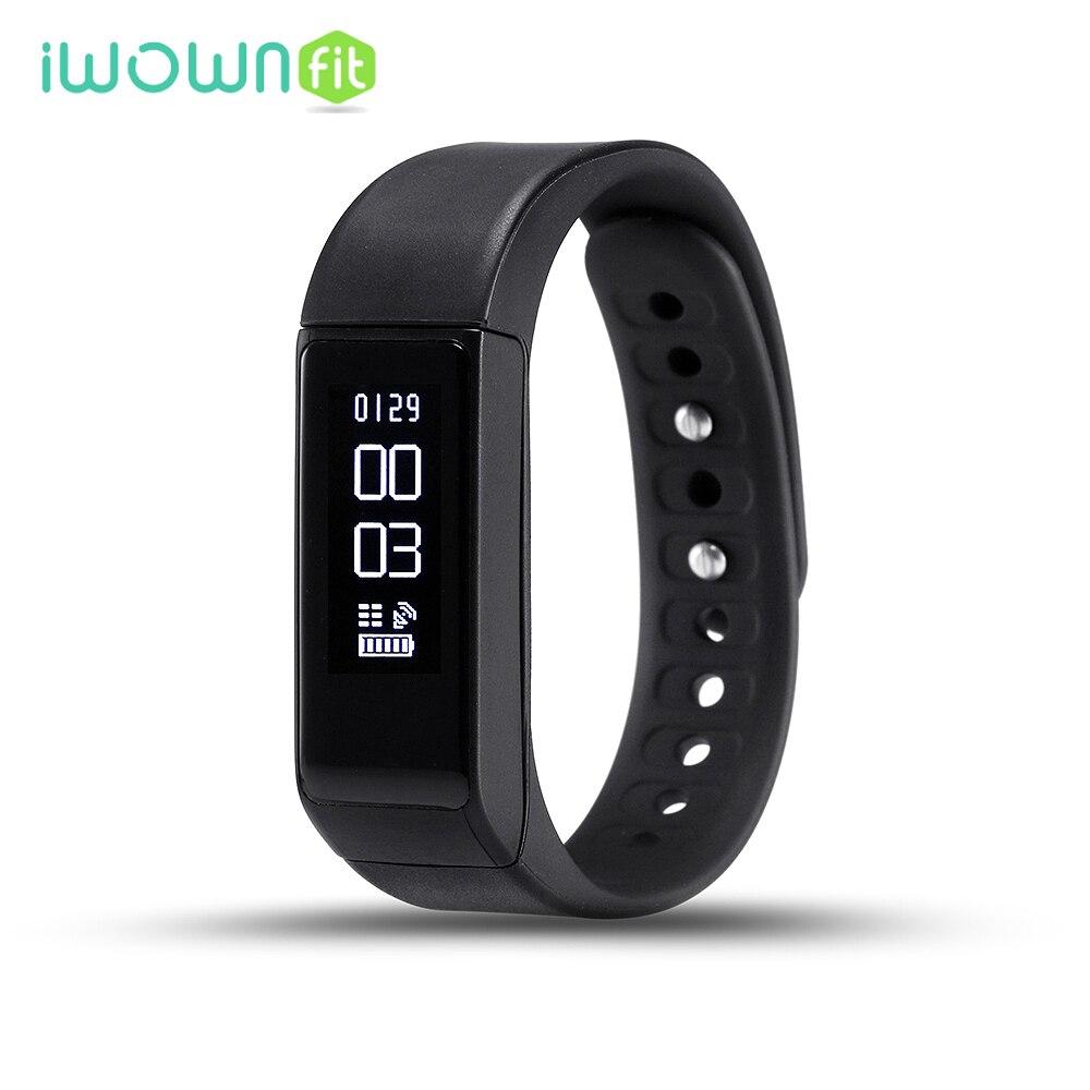 iWOWNFit i5 Plus Smart Band Smart Band Pedometer / Sleep Tracker / Message Notification / Phone call Remind ...