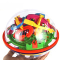 Balance Maze Game Puzzle Toy 3D Space Traveller Intellect Ball For Children Products VBD78 T15 0.5