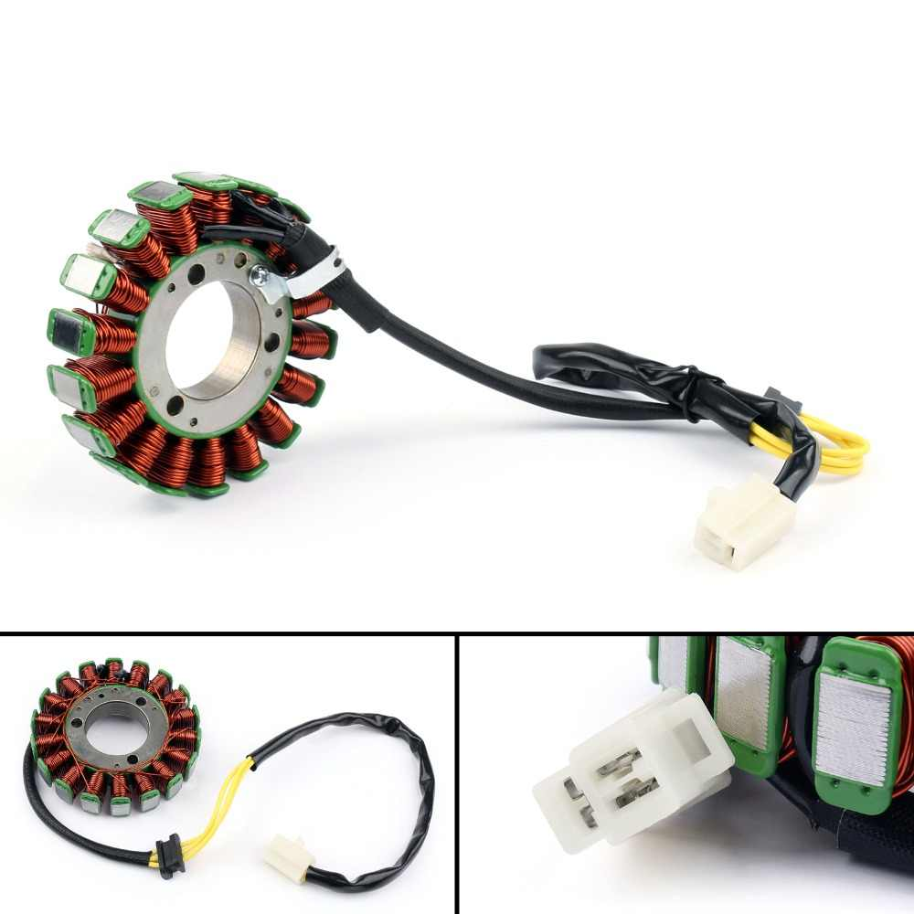 hight resolution of  areyourshop motorcycle generator stator coil for kawasaki en450 vulcan 500 90 96 ex500 ninja 500r