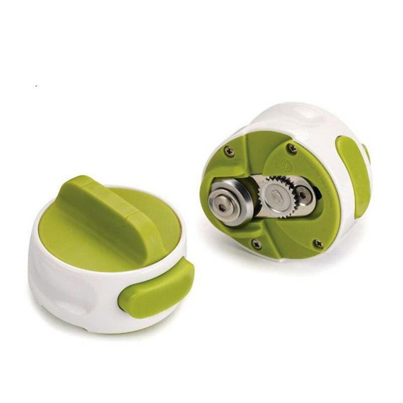 Manual Stainless Steel Fruit Corn Jar Can Opener Switch Shape Bottle Opener Screw Openers Easy Openers Practical Kitchen Gadget