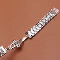 14mm 15mm 16mm 17mm 18mm 19mm 20mm 21mm 22mm 23mm Watchbands Stainless Steel Watch Accessories Band