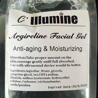 980g Argirline Acetyl Hexapeptide Essence Facial Body Anti Aging Ultrasound Gel Skin Massage Gel For Beauty Salons