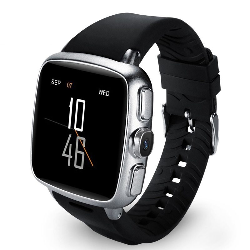 Z01 Smart watch 3G Android 5.1  SIM Card Bluetooth WIFI GPS Camera Heart Rate MWIFI GPS reloj inteligente clock Wrist Watches heart rate smart watch wristwatch reloj inteligente z01 support 3g sim tf card wifi gps mp3 mp4 fitness traker bluetooth camera