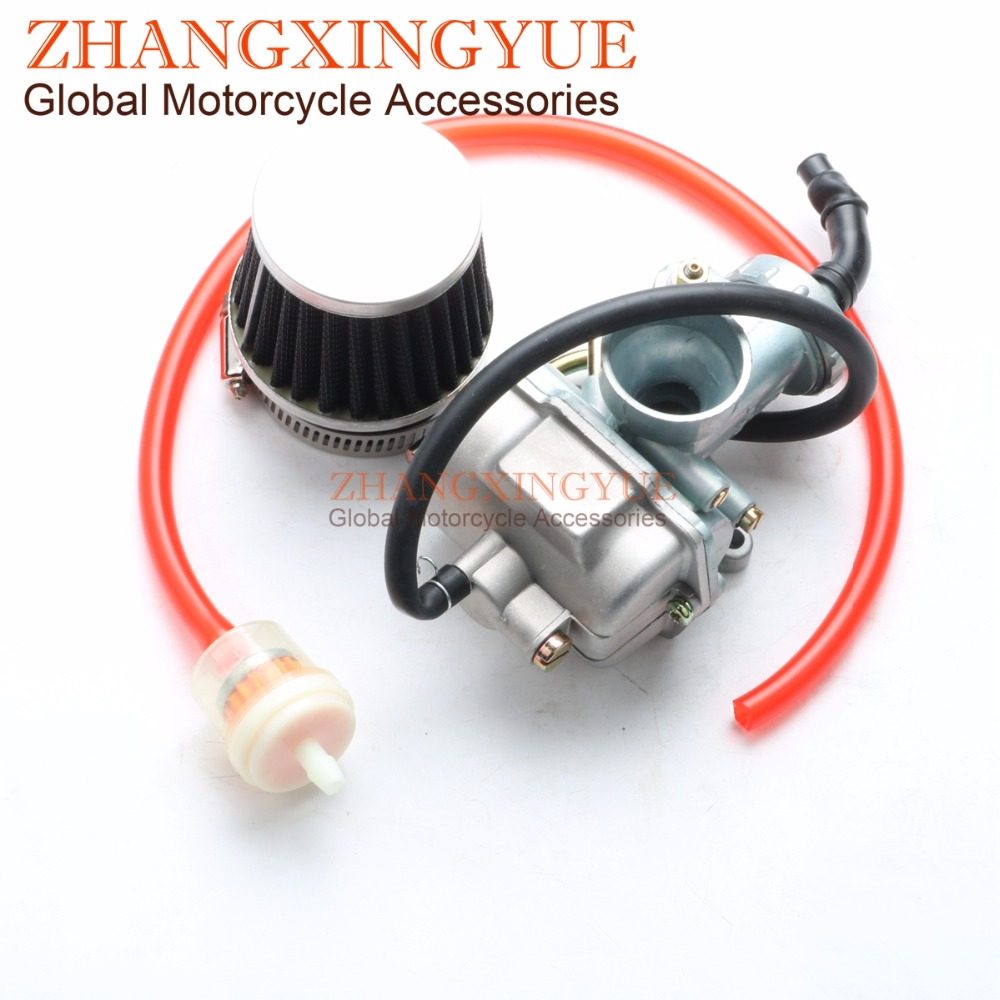 PZ20 Carburetor Carb for 50 70 90 110 125 135cc ATV Quad Go kart