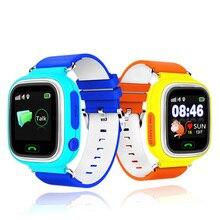 Q90 Для детей Smart часы Детские gps Сенсорный экран sim-карты SOS вызова расположение устройства трекер дети смотрят безопасный монитор наручные часы
