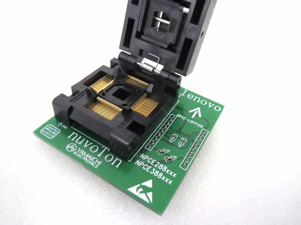 NECP288 NECP388 SOCKET adapter For RT809H Programmer-in Integrated Circuits from Electronic Components & Supplies